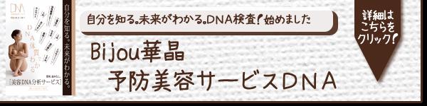 予防美容サービスDNA