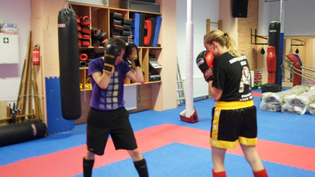Damenkickboxen, Frauentraining, Selbstverteidigung, Köln, in Köln, Kampfsport Center köln