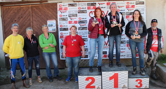 A-Cup Ramsau, Ladies Trophy, Image: www.trials.at