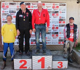 A-Cup Ramsau, Twinshock Clubman, Image: www.trials.at