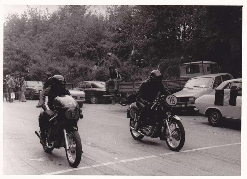 5.5.1974 Praunsberg Bergrennen, Platz 5