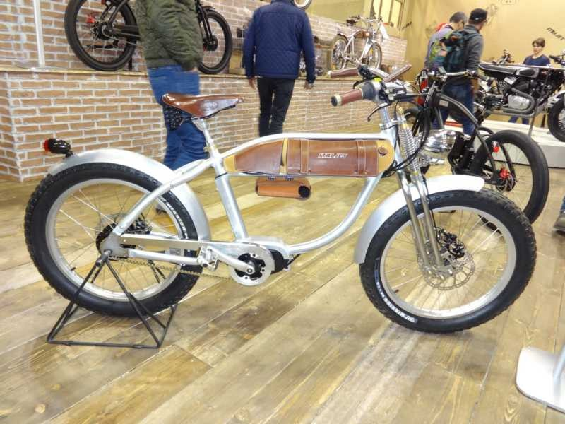Italjet E-Bike Ascot