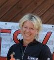 Christine Habeler, erste Dame in den Top 5 der A-Cup-Jahreswertung!