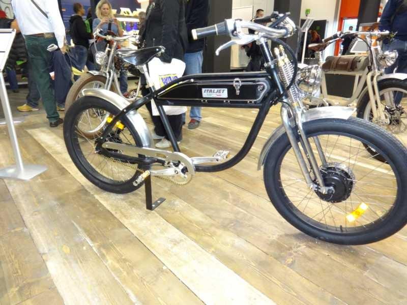 Italjet E-Bike Diablo