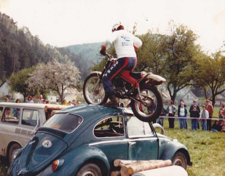 1981 Trialshow