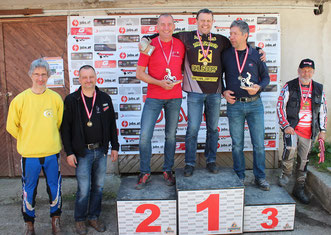 A-Cup Ramsau, PRE65 Clubman, Image: www.trials.at