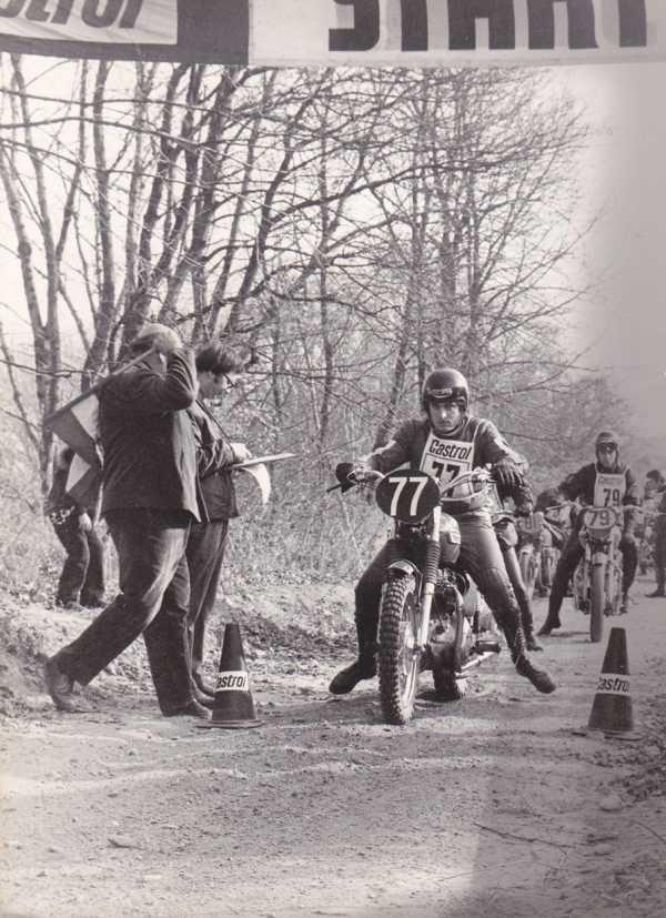 11.5.1972 Praunsberg Slalom, Platz 2