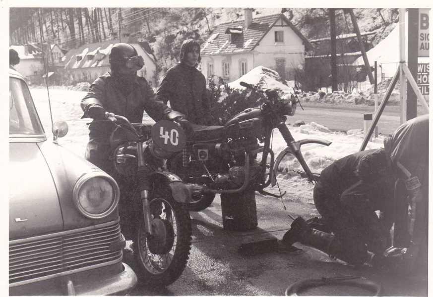 4.2.1973 Wintertourenfahrt, Platz 1