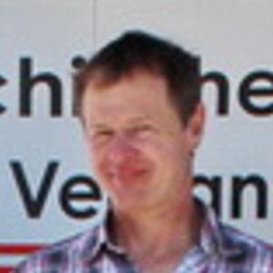 3. Platz: Rudolf Hoffmann
