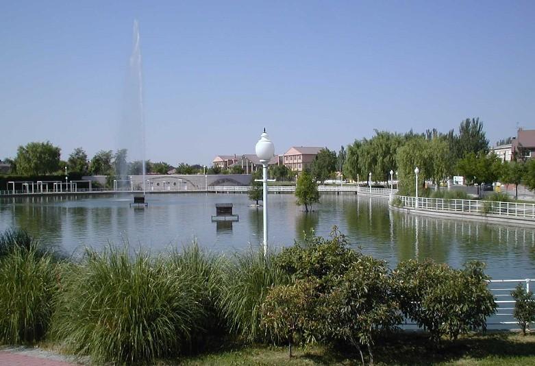 Laguna Del Cantizal