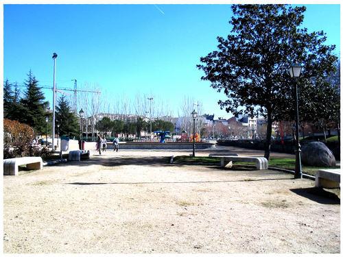 Parque de las Bombas