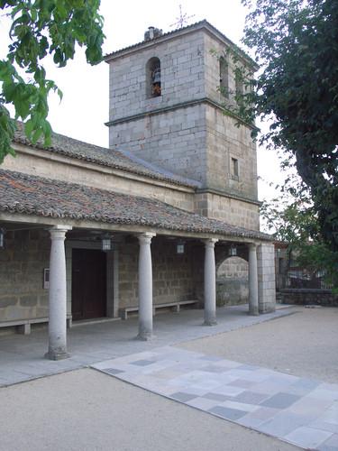 Iglesia de Ntra.Sra del Enebral