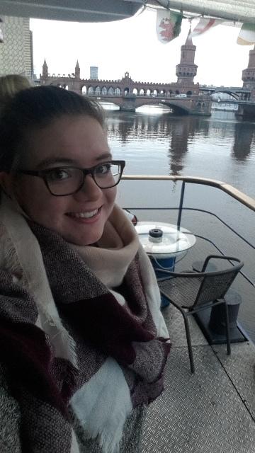 Müde aber verliebt in das Hostelboot!