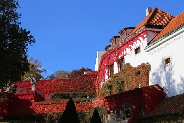 Vrtbovska Gärten.