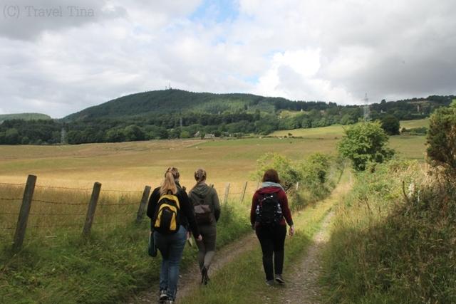 Ausflug in die Anfänge der Highlands.