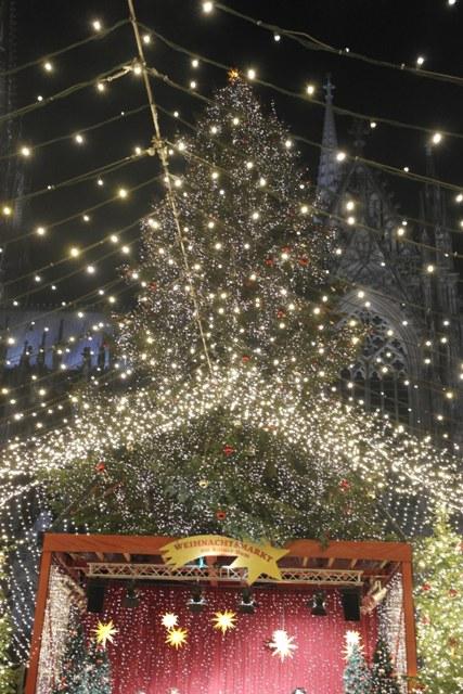 Weihnachtsmarkt am Dom