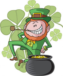 Leprechaun © Judythe Morgan