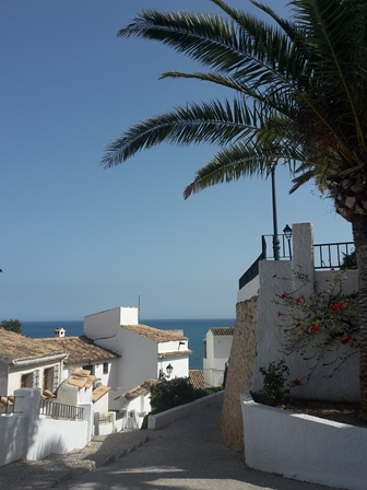 Altea, Costa Blanca.