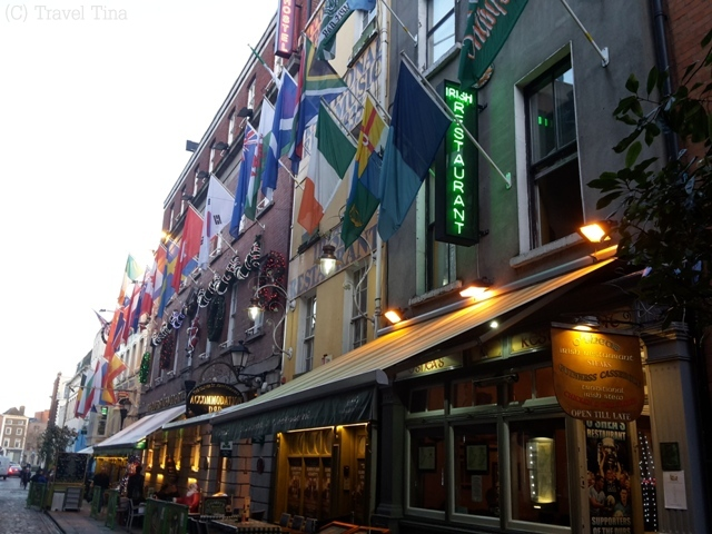 Nirgends in Irland geht es so multi-kulti zu wie in Dublin.
