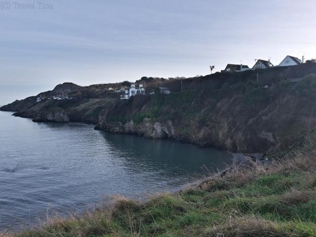 Irlands Küsten sind wunderbar.