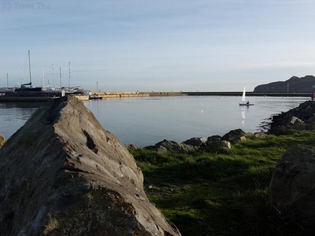 Im Hafen von Howth.