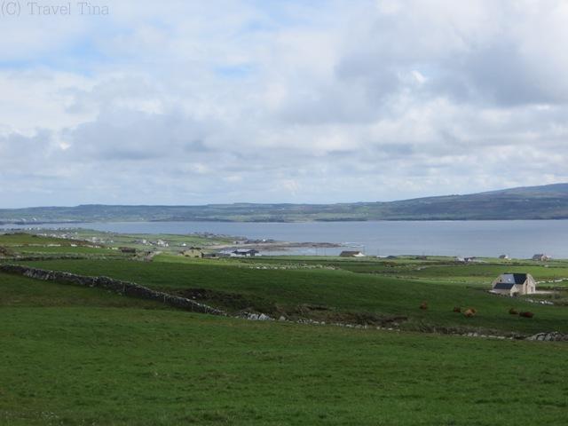 Ausflug an die Küste, Startpunkt unserer Wanderung zu den Cliffs of Moher.