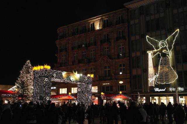 Weihnachtsmarkt am Dom.