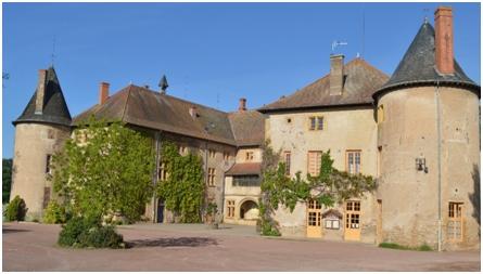 Lycée Agricole de Ressins Nandax dans la Loire (42)