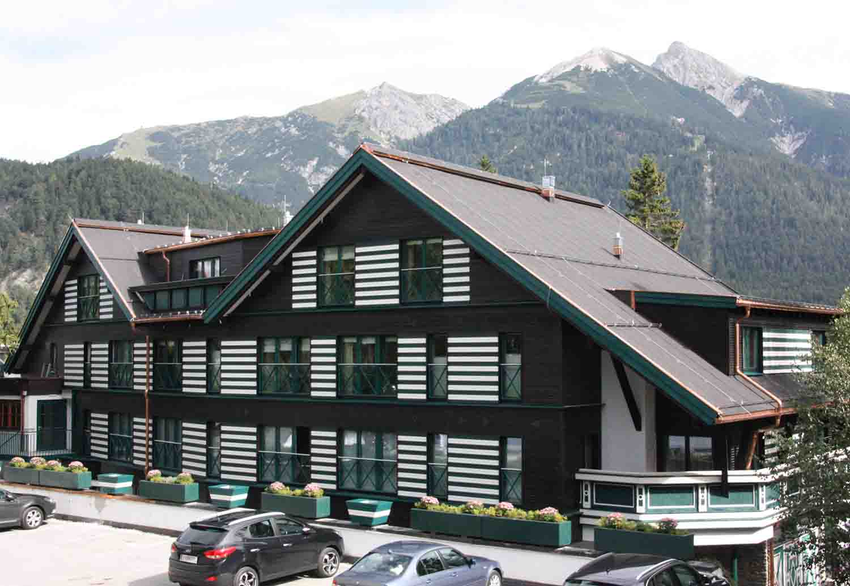 Wellness Hotel Astoria in Seefeld