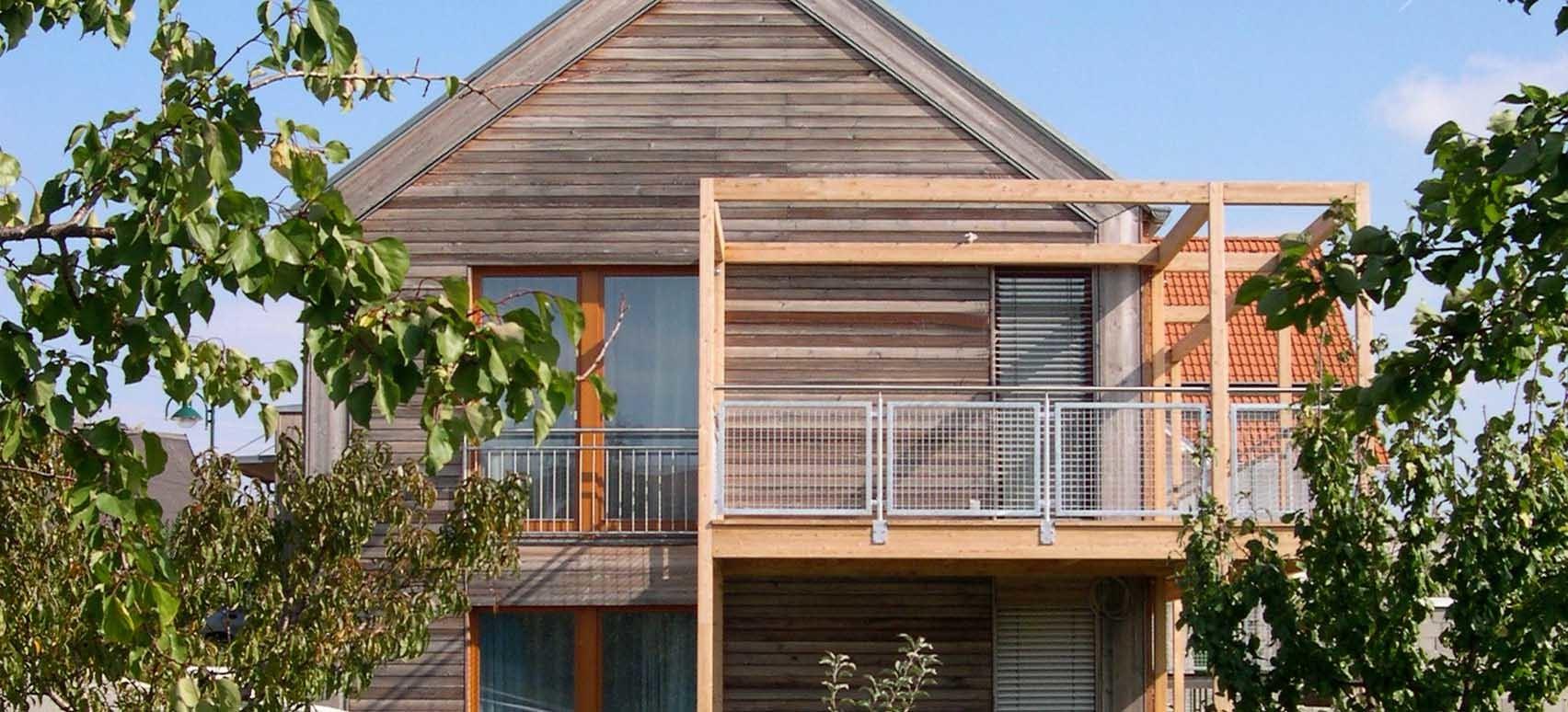 Holz verändert sich - Qualität bleibt