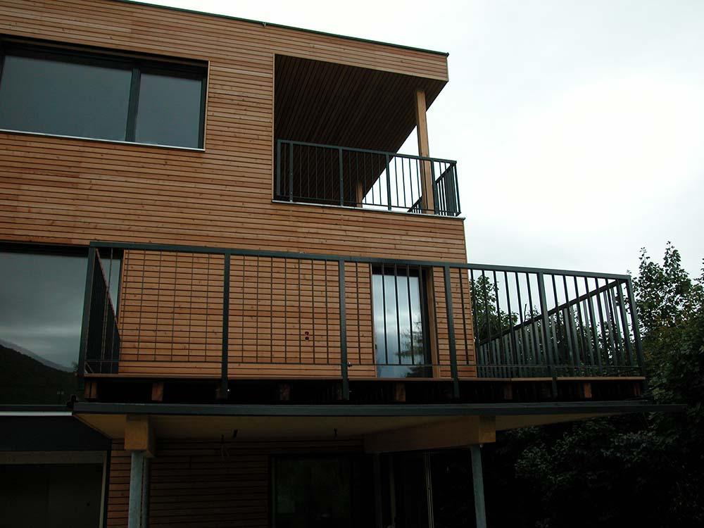 Terrassen und Balkons