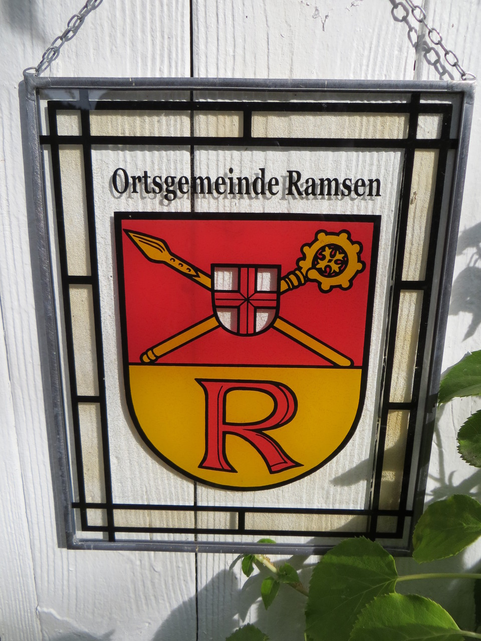Wappen Ramsen Pfalz