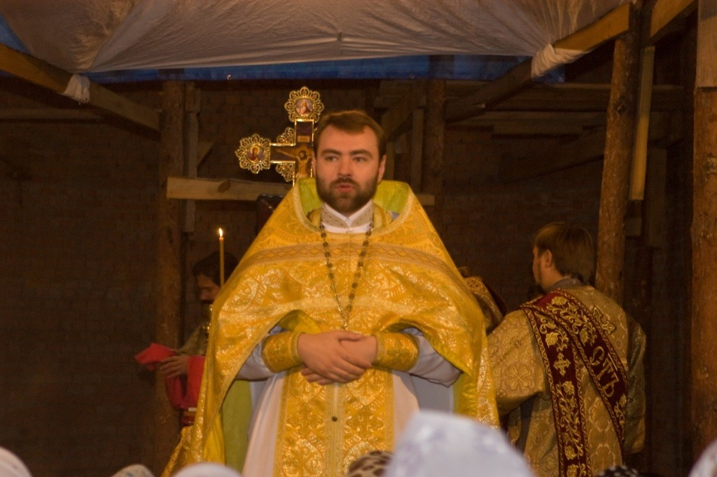 18 сентября 2013 г. - Проповедь на престольном празднике Свято-Елисаветинского монастыря г. Кировограда.