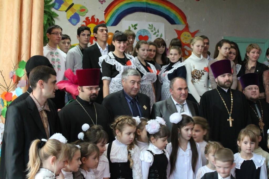 23 октября 2013 г. - Семинар для преподавателей христианской этики в общеобразовательных школах (пгт. Новомиргород)