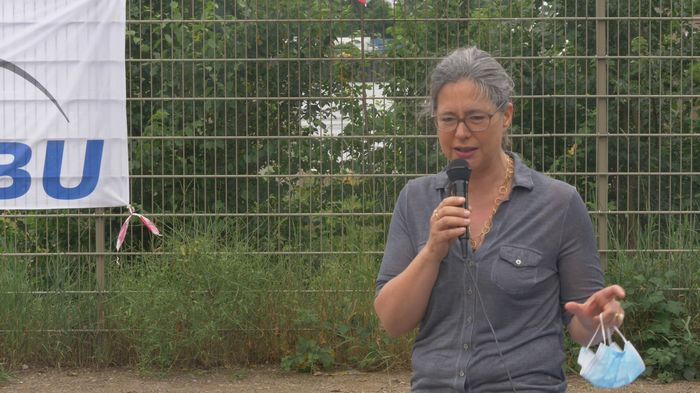 Dr. Nina Scheer, MdB (SPD), (c) NABU / R. Doerffer