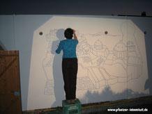 Santorini_großes_Gemälde