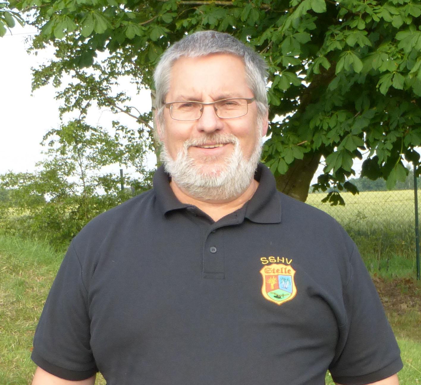 Wolfgang Ehrhardt 1. Schriftführer