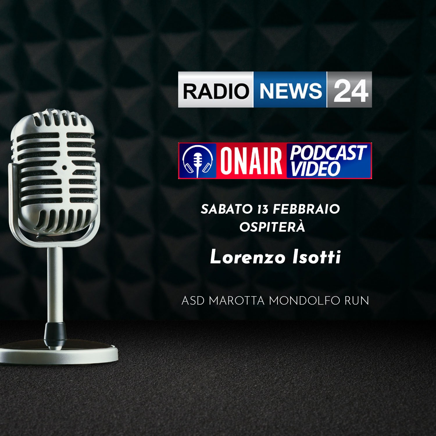 Intervista di Radio News 24