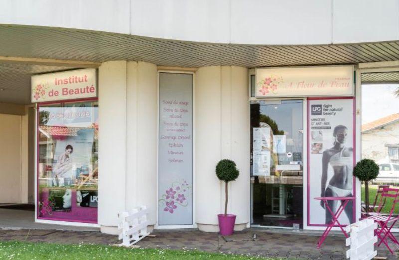 """Institut De Beauté """"A Fleur De Peau """" à Arcachon"""