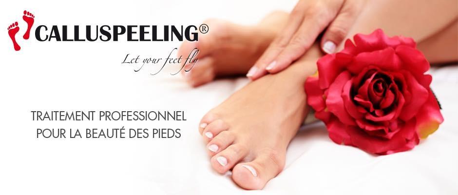 Votre nouveau soin des pieds a 30€