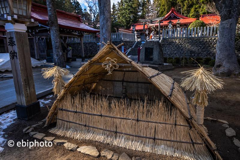 今日の一枚 金蛇水神社
