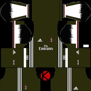 League Kits Ftsdivsamilan19 Soccer Su Dream Benvenuti PZuXki