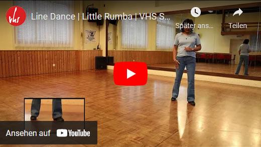 Line Dance | Little Rumba | VHS Stäfa
