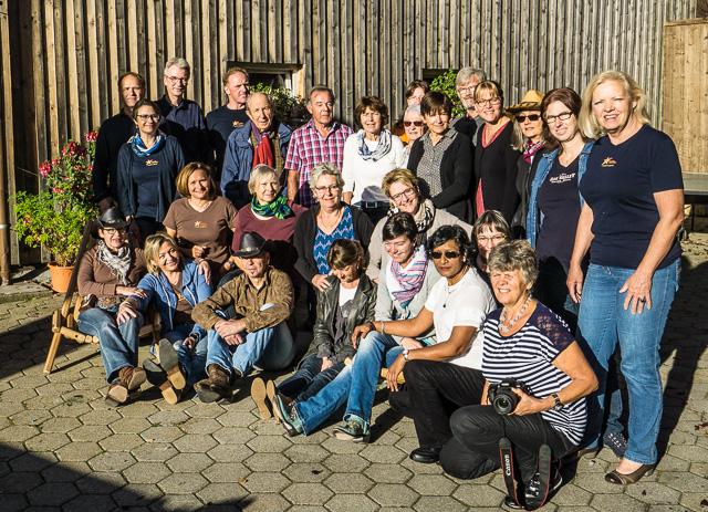 Holiday Bregenzerwald - 16-21.10.17