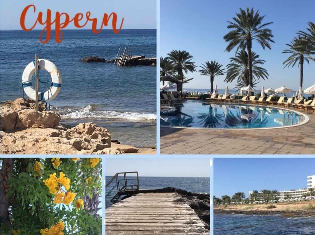 Line Dance Ferien Paphos, Zypern von 11. - 18. Oktober 2019