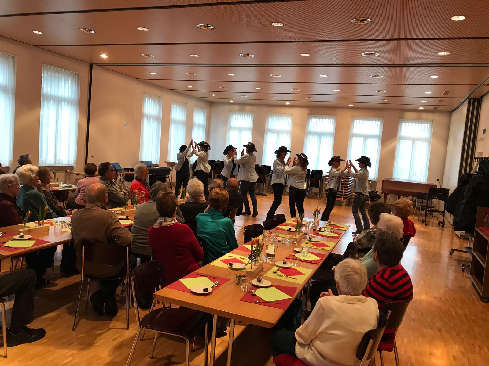 Auftritt Senioren Verein Rüti - 17.01.19