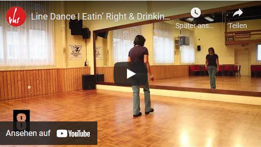 Line Dance | Eatin' Right & Drinkin' Bad | VHS Stäfa