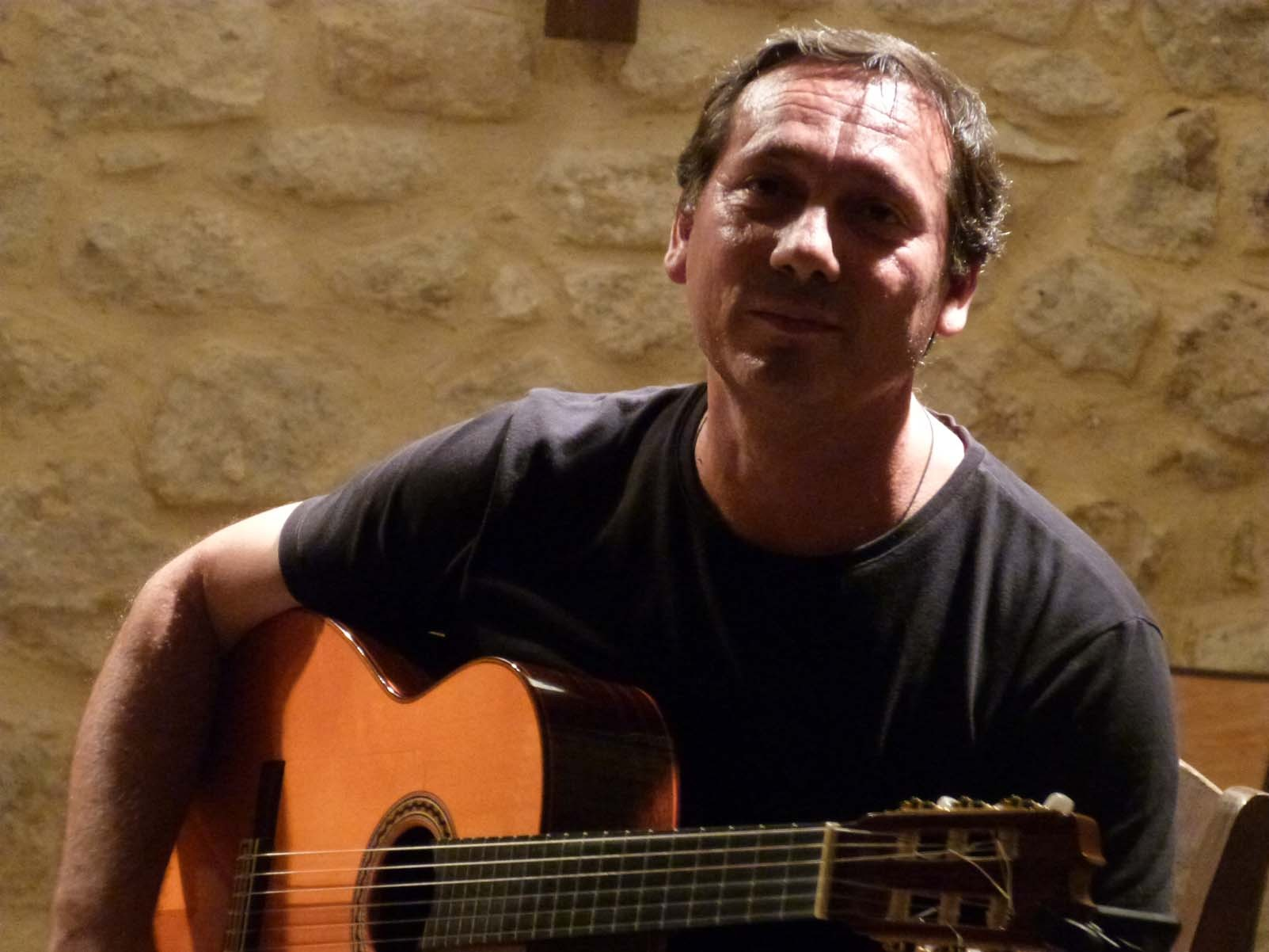 Kiko Ruiz, guitare flamenca