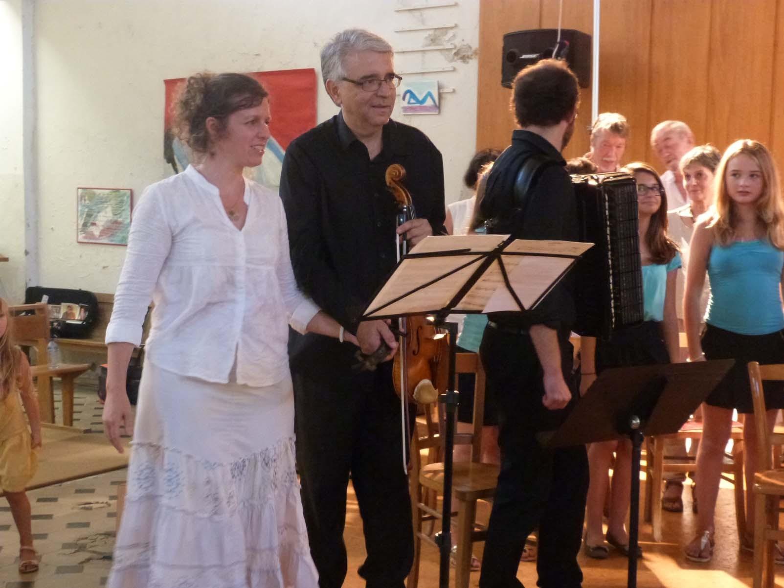 Karen Kapferer, Direction et Pierre-Henri Xuéreb, Alto
