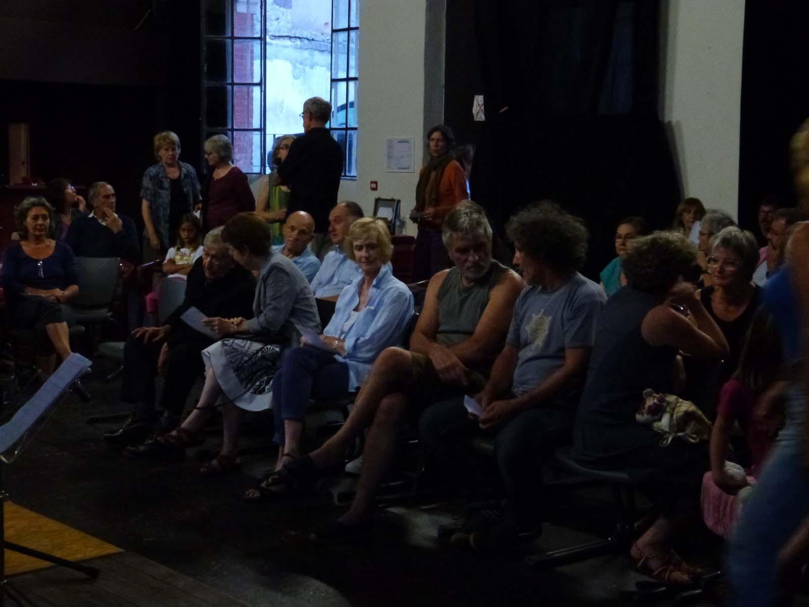 Duo Flamenco - Jeudi 27 août - La filature du Pont de Fer à Lasalle